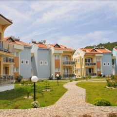 Апартаменты Hisar Garden Apartments Олудениз фото 4