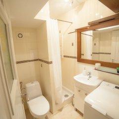 Отель Central Apartmens 3 rooms Польша, Варшава - отзывы, цены и фото номеров - забронировать отель Central Apartmens 3 rooms онлайн ванная фото 2