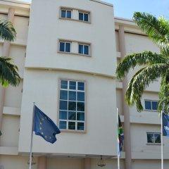 Отель Park Inn by Radisson, Lagos Victoria Island вид на фасад фото 2