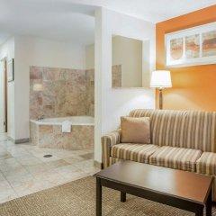 Отель Comfort Suites Atlanta Airport комната для гостей фото 3
