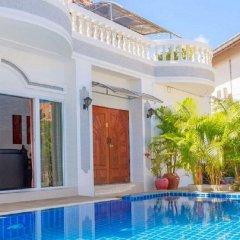 Отель Baan Kanittha - 6 Bedrooms GT Pool Villa бассейн фото 3