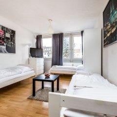 Апартаменты Apartment In Köln Ost Кёльн комната для гостей фото 5