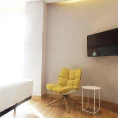 Отель Zenit San Sebastián Испания, Сан-Себастьян - отзывы, цены и фото номеров - забронировать отель Zenit San Sebastián онлайн комната для гостей фото 2