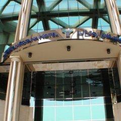 Отель Roda Al Bustan балкон