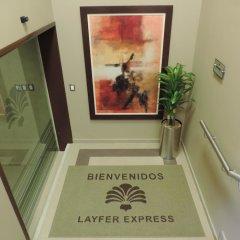 Layfer Express & hotel Inn Córdoba, Veracruz интерьер отеля фото 3
