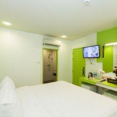 Tuana Patong Holiday Hotel 3* Номер категории Эконом с различными типами кроватей