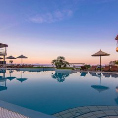Отель Blue Bay бассейн фото 2