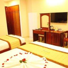 Отель Corvin Hotel Вьетнам, Вунгтау - отзывы, цены и фото номеров - забронировать отель Corvin Hotel онлайн удобства в номере фото 2