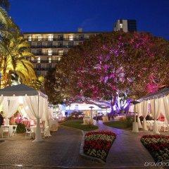 Fairmont Miramar Hotel & Bungalows Санта-Моника помещение для мероприятий