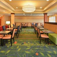 Отель Fairfield Inn And Suites By Marriott Columbus West Колумбус помещение для мероприятий