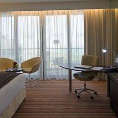 Отель Crowne Plaza Abu Dhabi Yas Island удобства в номере