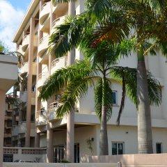 Отель Park Inn by Radisson, Lagos Victoria Island вид на фасад фото 4