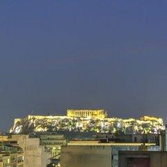 Отель Polis Grand Афины приотельная территория