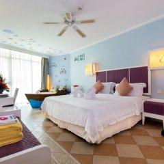Отель Sunshine Resort Intime Sanya комната для гостей фото 4