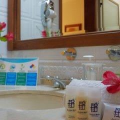 Отель Casa Santa Mónica Колумбия, Кали - отзывы, цены и фото номеров - забронировать отель Casa Santa Mónica онлайн ванная фото 2