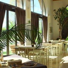 Отель Agriturismo La Risarona Грумоло-делле-Аббадессе питание фото 2