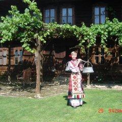 Отель Hadjigergy's Guest House Болгария, Сливен - отзывы, цены и фото номеров - забронировать отель Hadjigergy's Guest House онлайн детские мероприятия