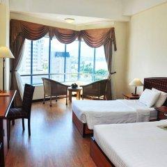 Отель Yasaka Saigon Nha Trang Hotel Вьетнам, Нячанг - 2 отзыва об отеле, цены и фото номеров - забронировать отель Yasaka Saigon Nha Trang Hotel онлайн комната для гостей фото 4