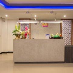 Отель Krabi Inn & Omm Hotel Таиланд, Краби - отзывы, цены и фото номеров - забронировать отель Krabi Inn & Omm Hotel онлайн интерьер отеля