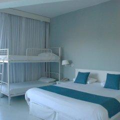 Отель Crystal Springs Beach Hotel Кипр, Протарас - 13 отзывов об отеле, цены и фото номеров - забронировать отель Crystal Springs Beach Hotel онлайн комната для гостей фото 2