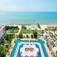 Отель Ambassador City Jomtien Pattaya (Marina Tower Wing) пляж