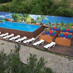 Отель Бегущая по Волнам Сочи бассейн фото 3