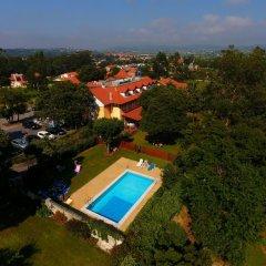 Hotel Torres de Somo бассейн фото 3
