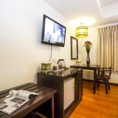 Отель Silver Resortel удобства в номере фото 6