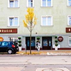 Hotel Korel парковка
