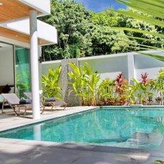 Отель Ya Nui Beach Villas бассейн фото 3