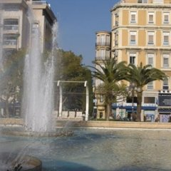 Hotel Acanthe бассейн