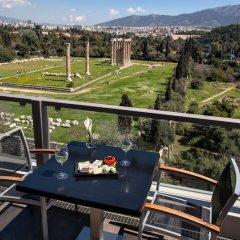 Athens Gate Hotel балкон фото 2