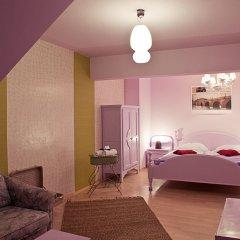 Отель Achterbahn Германия, Мюнхен - отзывы, цены и фото номеров - забронировать отель Achterbahn онлайн комната для гостей фото 3