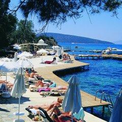 Отель Labranda TMT Bodrum - All Inclusive пляж