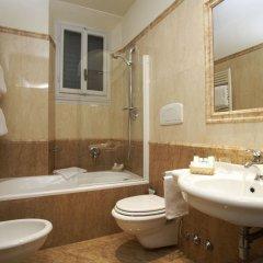 Отель Villa Carlotta Флоренция ванная фото 3
