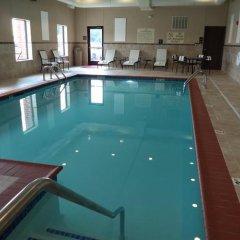 Отель Hampton Inn & Suites Effingham США, Эффингем - отзывы, цены и фото номеров - забронировать отель Hampton Inn & Suites Effingham онлайн бассейн фото 3