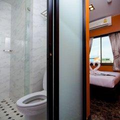 Отель Violet Tower at Khaosan Palace Таиланд, Бангкок - отзывы, цены и фото номеров - забронировать отель Violet Tower at Khaosan Palace онлайн комната для гостей фото 2