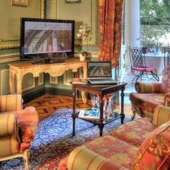 Отель Hôtel Vendôme интерьер отеля