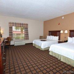 Отель Hampton Inn & Suites Lake City, Fl Лейк-Сити удобства в номере