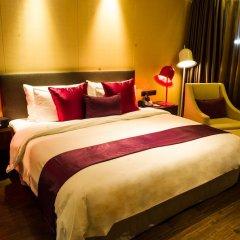 Отель Smart Hero Club Китай, Сямынь - отзывы, цены и фото номеров - забронировать отель Smart Hero Club онлайн комната для гостей фото 5
