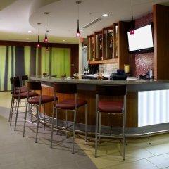 Отель SpringHill Suites by Marriott Columbus OSU гостиничный бар