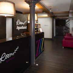 Отель ROOMZZZ Манчестер гостиничный бар