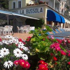 Отель La Bussola Италия, Амальфи - 1 отзыв об отеле, цены и фото номеров - забронировать отель La Bussola онлайн фото 7