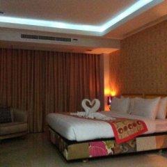 Отель Pratunam Casa Таиланд, Бангкок - отзывы, цены и фото номеров - забронировать отель Pratunam Casa онлайн комната для гостей фото 5