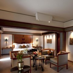 Отель The Sukhothai Bangkok 5* Представительский люкс с различными типами кроватей фото 6