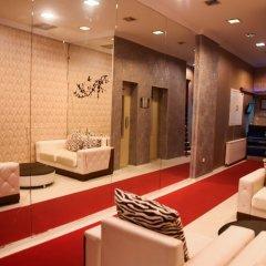 Sahlan Otel by Esila Турция, Усак - отзывы, цены и фото номеров - забронировать отель Sahlan Otel by Esila онлайн интерьер отеля