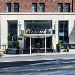 Отель Kimpton George Hotel США, Вашингтон - отзывы, цены и фото номеров - забронировать отель Kimpton George Hotel онлайн вид на фасад