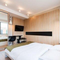 Отель EXCLUSIVE Aparthotel комната для гостей