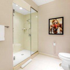 MileNorth Chicago Hotel ванная