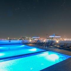 Отель Premier Inn Dubai International Airport бассейн фото 3